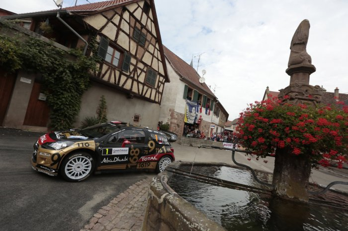 Motorsport / World Rally Championship / Rallye de France 2013